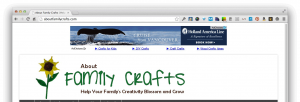 About Family Crafts