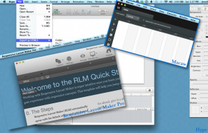 Hype, Responsive Layout Maker, Macaw