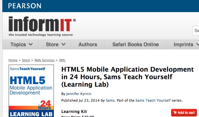 HTML5 Learning Lab