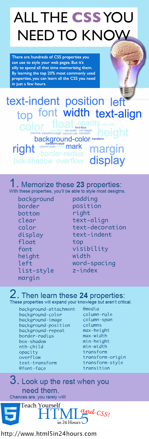 All the CSS You Need to Know